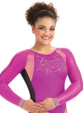 Racerback Sport Long Sleeve Leotard from GK Elite