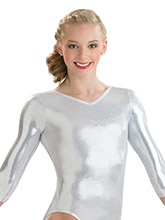 V-Neck 3/4 Sleeve Mystique Leo from GK Gymnastics