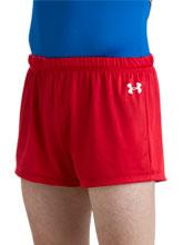 UA Men's Nylon/Spandex Gymnastics Shorts from Under Armour Gymnastics