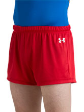 UA Men's Stretchtek Gymnastics Shorts from Under Armour Gymnastics