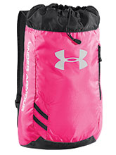 UA Pink Trance Sackpack from Under Armour Gymnastics