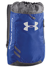 UA Blue Trance Sackpack from Under Armour Gymnastics