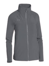 UA Women's Graphite Squad Woven Jacket from Under Armour