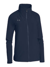 UA Women's Midnight Squad Woven Jacket from Under Armour