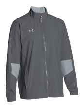 UA Men's Graphite Squad Woven Jacket from Under Armour