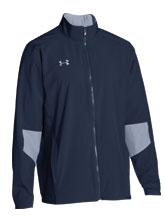 UA Men's Midnight Squad Woven Jacket from Under Armour