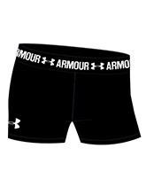 UA Girl's 3 Shorty from Under Armour