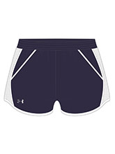 UA Women's Midnight Fly By Shorts from Under Armour