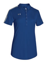 UA Women's Royal Colorblock Polo from Under Armour