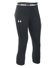 Girl's UA Capri from Under Armour
