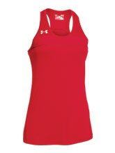 UA Red Matchup Tank Top from Under Armour