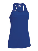 UA Royal Matchup Tank Top from Under Armour