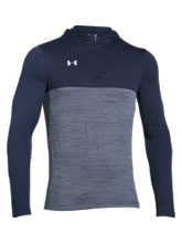 Men's Midnight UA Tech 1/4 Zip Hoody from Under Armour