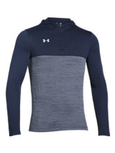 Boy's Midnight UA Tech 1/4 Zip Hoody from Under Armour