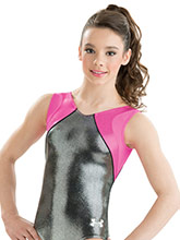 UA Allure Tank Leotard from Under Armour Gymnastics