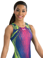 UA ArmourFuse Radiant Leotard from Under Armour Gymnastics