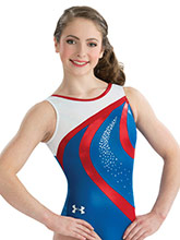 UA Timeless Tank Leotard from Under Armour Gymnastics