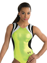 UA Exquisite Tank Leotard from Under Armour Gymnastics