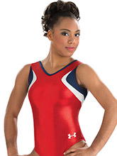 UA Unity Tank Leotard from Under Armour Gymnastics