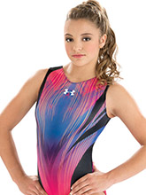 UA ArmourFuse Vitality Leotard from Under Armour Gymnastics