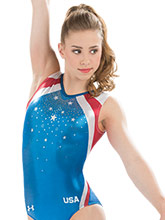 UA Noble Replica Leotard from Under Armour Gymnastics