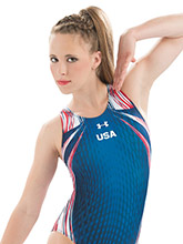 UA Unified Replica Leotard from Under Armour Gymnastics
