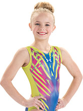 UA ArmourFuse Align Leotard from Under Armour Gymnastics