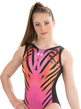 UA ArmourFuse Radiate Leotard from Under Armour Gymnastics