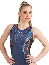 UA ArmourFuse Motivate Leotard from Under Armour Gymnastics