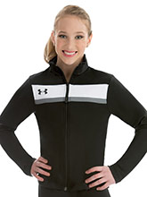 UA Technique Fitted Jacket from Under Armour Gymnastics