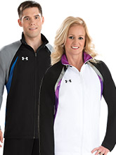 UA Spirit Relaxed Warm-Up Jacket from Under Armour