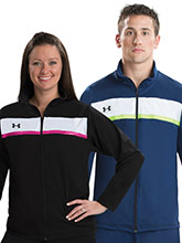 UA Tenacity Relaxed Warm-Up Jacket from Under Armour