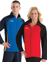 UA Valor Relaxed Warm-Up Jacket from Under Armour Gymnastics