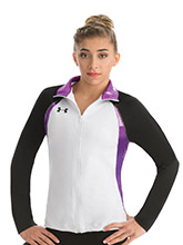 UA Spirit Women's Fitted Warm-Up Jacket from Under Armour