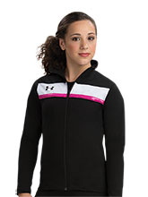 UA Tenacity Women's Fitted Warm-Up Jacket from Under Armour