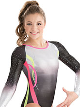 Athletic Ribbon Gymnastics Leotard from GK Gymnastics