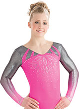 Modern Muse Sublimated Leotard from GK Gymnastics