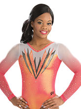 Vivid Encore Sublimated Leotard  from GK Gymnastics
