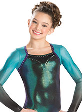 Graceful Goddess Competition Leotard from GK Gymnastics