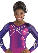 Star Crossed Long Sleeve Leotard from GK Elite
