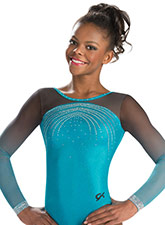 Artistic Web Competition Leotard from GK Gymnastics