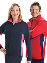 Powerhouse Relaxed Fit Warm-Up Jacket from GK Gymnastics