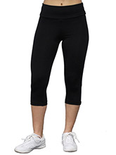 Fitted Warm-Up Capris from GK Gymnastics