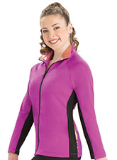 Powerhouse Fitted Warm-Up Jacket from GK Elite