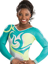 Captivating Tribal Leotard from GK Gymnastics
