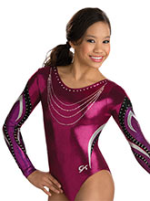 Sports Rush Competitive Leotard from GK Gymnastics