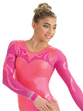 Regal Wonder Long Sleeve Leotard from GK Gymnastics