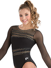 Modern Chic Long Sleeve Leotard from GK Gymnastics