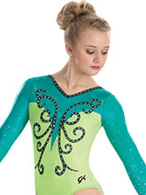 Majestic Monarch Gymnastics Leotard from GK Gymnastics