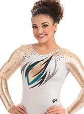 Phoenix Competition Leotard from GK Gymnastics